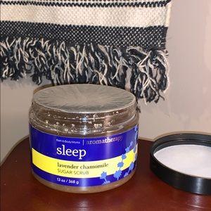 Bath & Body Aromatherapy Sugar Scrub NEW